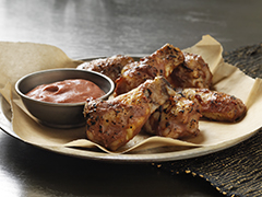 6-Rouge BBQ Chicken Wings_F